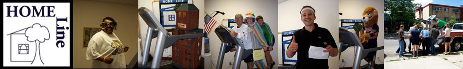 Treadmill-A-Thon banner