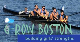 G-Row Boston Marathon Team 2012 banner