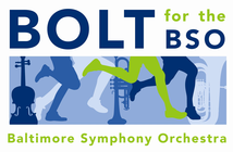 Bolt for the BSO banner