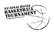 National Hillel Basketball Tournament Team Fundraising banner