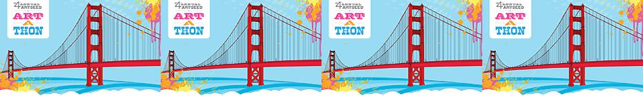 Art-a-thon 2012 banner