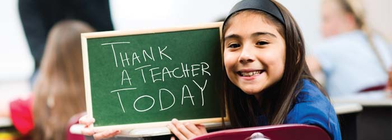 SHOW SF TEACHERS SOME LOVE with classroom supplies and more* banner