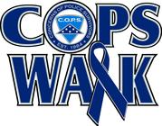 COPS WALK 2012 banner