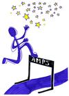 AMPS 5k banner