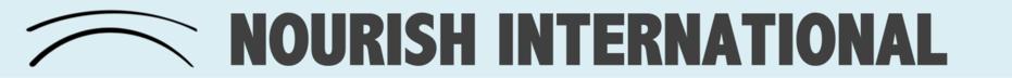 2014 Nourish International Giving Challenge banner