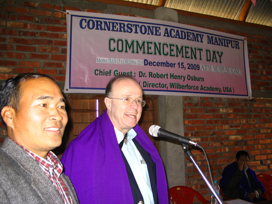 Size 550x415 bob and thangboi at inauguration of cornerstone academy