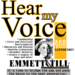 Hear My Voice, Are You Listening? Youth Rally Logo