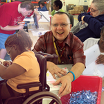 A project to provide immediate work for individuals with disabilities.