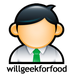Will Geek for Food