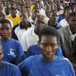Student's Holiday Camp in South Sudan
