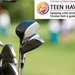 Teen Haven Golf Marathon - Nick Yackanech