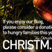 Support Feeding America this Christmas