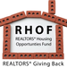 REALTORS Housing Opportunities Fund (RHOF)