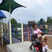 Universal Access Playground at Wabun Picnic Area, Minnehaha Park