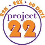 Project 22 - Walking 22K - 22 Times - 60 Days