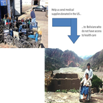 Save Usable Supplies From US Landfills and Improve Lives in Bolivia