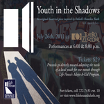 Youth in the Shadows - Life House Play - 8:00 PM Showing