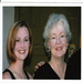 Dr. Katie with Mom in 2006.  Mom didn't get to see her daughter become an ENT surgeon.  She would be so proud of Katie!!