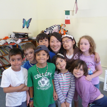 Cindy Cha Puebla Christian School