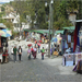 The market in San Jorge;