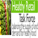 The Healthy Retail Task Force