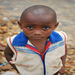 One of the children we met by Lake Tanganyika