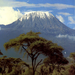 This is Mt. Kilimanjaro.  Our team will be climbing it early January 2012.