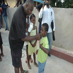 Help De-worm Haiti's Children for Mere Cents
