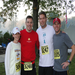 Andrew ran with Charlie, Amy and Dan in Cleveland to prepare for the Detroit Marathon