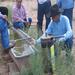 Testing unclean water
