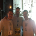 Pre-race photo w/ the Bayley boys in downtown Detroit