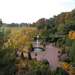 National Herb Garden in Fall
