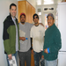 the crew at Lockney Apts - building 4 new units of permanent supportive housing for formerly homeless families