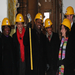 Chairman Kwame R. Brown with MSP's Executive Director and Board Members after Beginning Construction of Sanctuary Plus