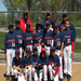 10U team before championship game
