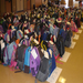 A sea of backpacks at our annual Back To School program