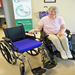 After 10 years of searching, Shirley found her manual wheelchair at HERO