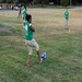 The Summer Youth Sports Drop In nights bring in 100s of kids throughout the summer and offer organized sports.