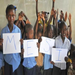"The children of Haiti say ""Thank You"" for your support!"