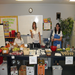 Wonderful Veggie Van volunteers! :)