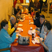 Each year UFO hosts a breakfast for food pantry volunteers.