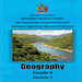 A Zambian geography textbook