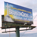 reverse side of billboard has generated incredible hits to our site