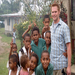 Ministering to children in Fiji