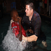 One African young man baptized by DELTA staff member Asher Sarjent