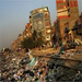 Manshiyet Nassar; home to thousands of people who for decades have been living off the garbage of Cairo