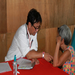 Our medical team in the Philippines, in 7days we saw 750 patients of all ages -April2011