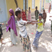 Children playing at the newly opened youth center in Dire Dawa Ethiopia