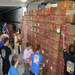 Wegmans delivers 7 tons of donated food to our food distribution center in Manassas.