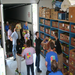 Wegmans delivers 14,000 pounds of food to our Food Distribution Center